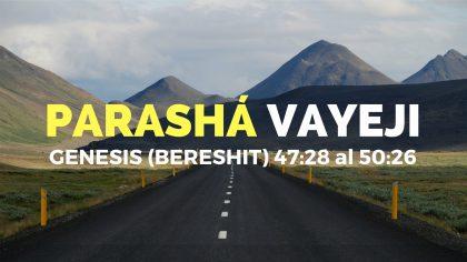 PARASHÁ VAYIGASH-2
